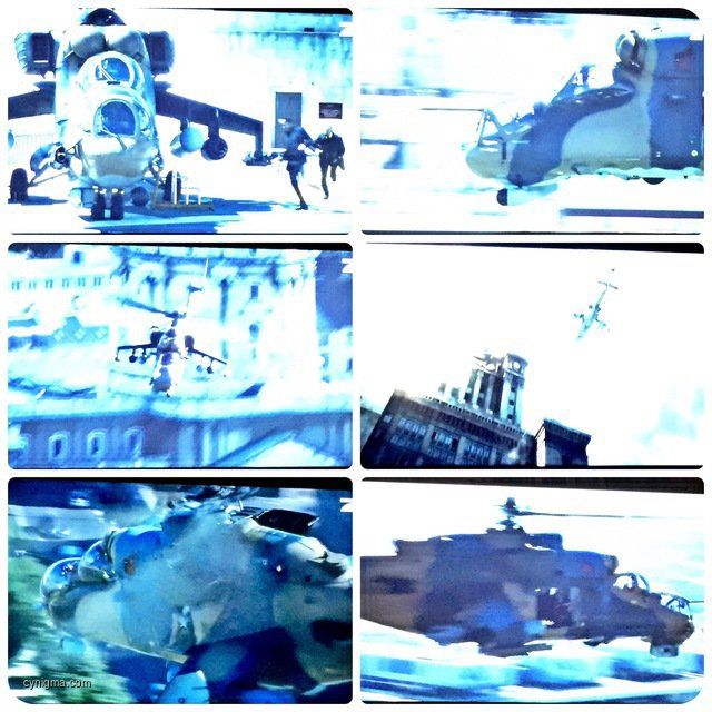 Mi-24 Doku - Bildchen powered by Diptic