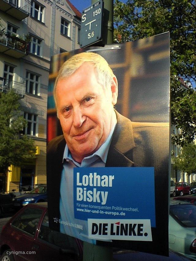 Lothar Bisky, Fhain, 2009