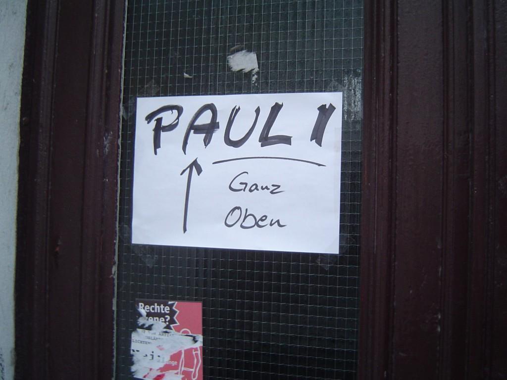 PAULI Ganz Oben