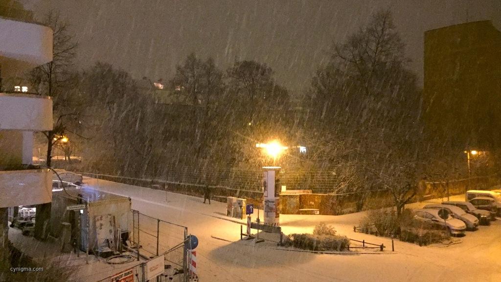 (Wieso eigentlich schneit's in Los Santos nicht?)